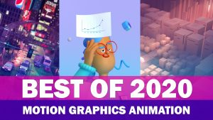 10 motion graphics works so far in 2020
